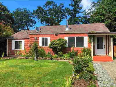 8313 Maple St SW Lakewood Two BR, Charming cottage described by