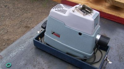 1950's 35mm Slide Projector (Adams)