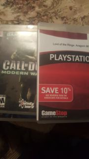 Lot of 4 ps3 games