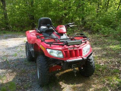 2007 Arctic Cat 400 TRV