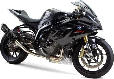 Sell Two Brothers BMW S1000RR 1000RR 2010-13 Black Series Slip-On Exhaust Titanium motorcycle in Elkhart, Indiana, US, for US $439.16