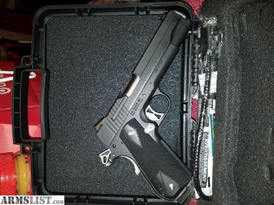 For Sale/Trade: Sig Sauer 1911 Nightmare Fastback