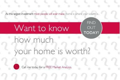How much is your home worth (New BraunfelsSan MarcosSeguin)