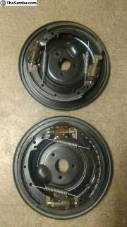 356 front backing plates complete assemblies