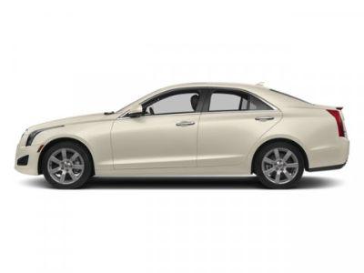 2014 Cadillac ATS 3.6L Luxury (White Diamond Tricoat)