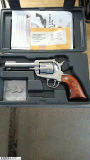 For Sale: S S Ruger Blackhawk NewVaquero
