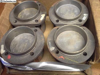 4 NOS KS 88mm Machine-In VW Pistons/Cylinders