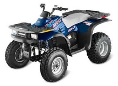 1999 Polaris Xpress 300 Utility ATVs Eagle Bend, MN