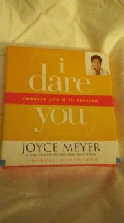 Joyce Meyer I dare you embrace life with passion