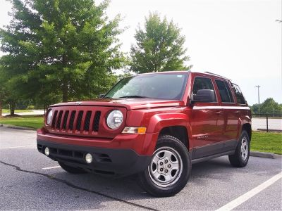 2013 Jeep Patriot Sport (Red)