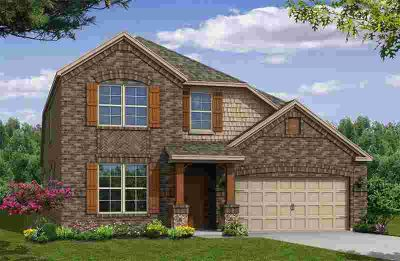 11876 Toppell Trail Haslet Four BR, Beazer Homes Avalon floor