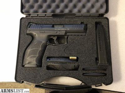 For Sale: HK VP9 LE with Night Sights