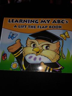 Learning ABC book