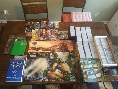 ***MASSIVE*** MAGIC THE GATHERING COLLECTION