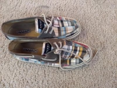 Sperry shoes women size 8