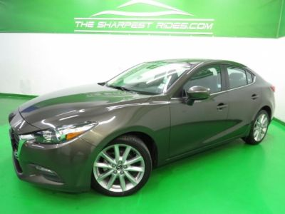2017 Mazda Mazda3 Touring Leather BackUp Cam* 1_Owner_Car!