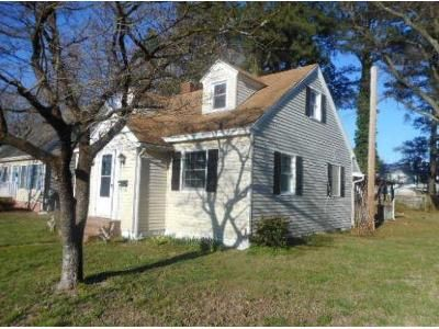 3 Bed 2 Bath Foreclosure Property in Salisbury, MD 21804 - Walston Ave