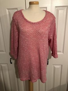 Women s Size 2x Long Sleeve Shirt -Candy Couture Brand