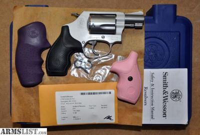 For Sale: S&W 637-2 Airweight