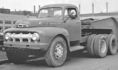 $5 Fifty Years of Trucking From Flathead Ford To Long Nose Pete