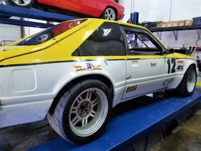 84 Mustang Drag/Road Racer/Stunt Car