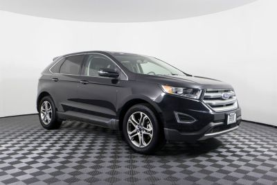 2017 Ford Edge Titanium AWD (Black)