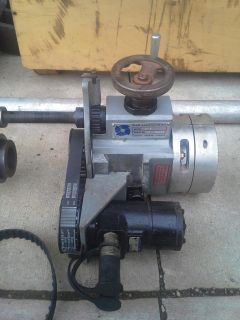 $2,000, B  D Portable Line Bore Machine