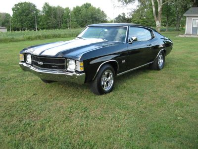 1972 chevy chevelle SS tribute
