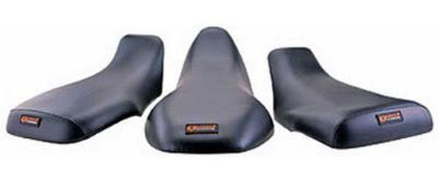 Sell Honda TRX 250 RECON 1997-2004 Quad Works Seat Cover Black motorcycle in Indianapolis, Indiana, United States, for US $35.32