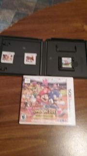 Nintendo d's and 3ds games