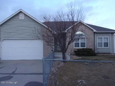 4 Bed 3 Bath Foreclosure Property in Gillette, WY 82718 - Fairway Dr