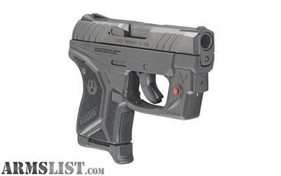 For Sale: Factory New Ruger, LCP II with the Viridian E-Series Red Laser