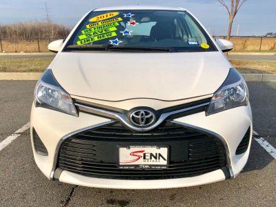 2016 Toyota Yaris 5dr Liftback Auto LE (Natl) (White)