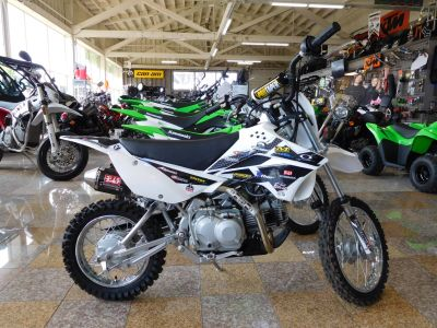 2018 Kawasaki KLX 110L Competition/Off Road Motorcycles Eureka, CA