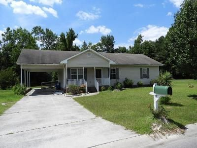 4 Bed 2 Bath Foreclosure Property in Grifton, NC 28530 - Olive Branch Blvd