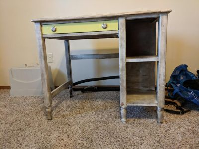 Cute little desk and chair