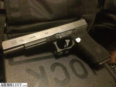 For Sale: Modded glock 17 L