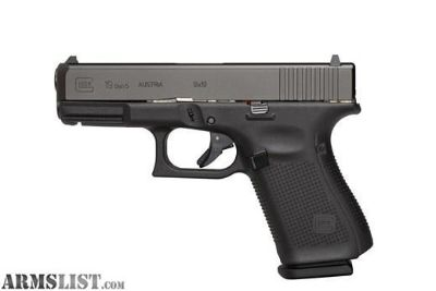 """For Sale: NEW GLOCK G19 G5 9MM 15+1 4.0"""" FS"""
