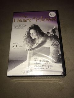 New in package Pilates 3 dvd set