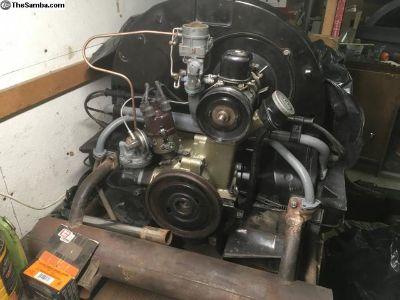 Rebuilt 36 hp