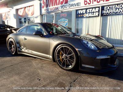 2014 Porsche 911 GT3 (Agate Gray Metallic)