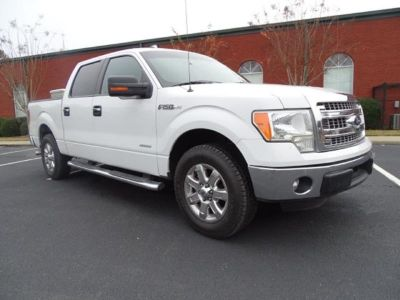 2014 Ford F-150 2WD SuperCrew 157
