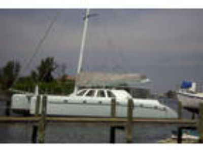 60' Catamaran Custom Commercial Term Charter Catamaran 60 1999
