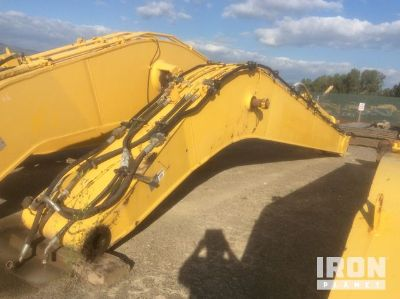 Pierce-Pacific Excavator Long Reach Attachment - Fits Komatsu PC600