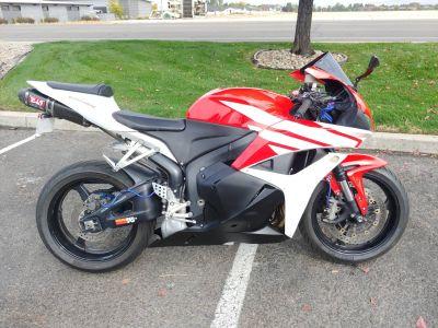 2009 Honda CBR 600RR SuperSport Motorcycles Meridian, ID