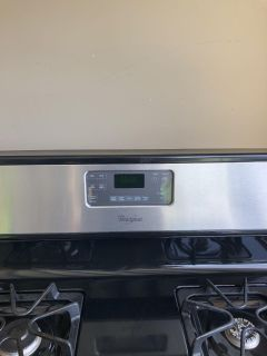 Stainless Steel Gas Range stove for sale!