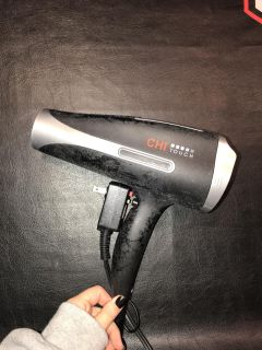 chi touch blow dryer