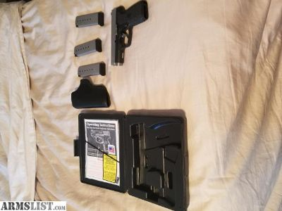 For Sale/Trade: Kahr P9