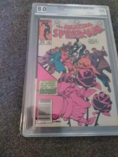 Amazing Spider-Man #253 June 1984 pgx 8.0