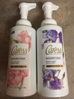 Caress $7 for both!
